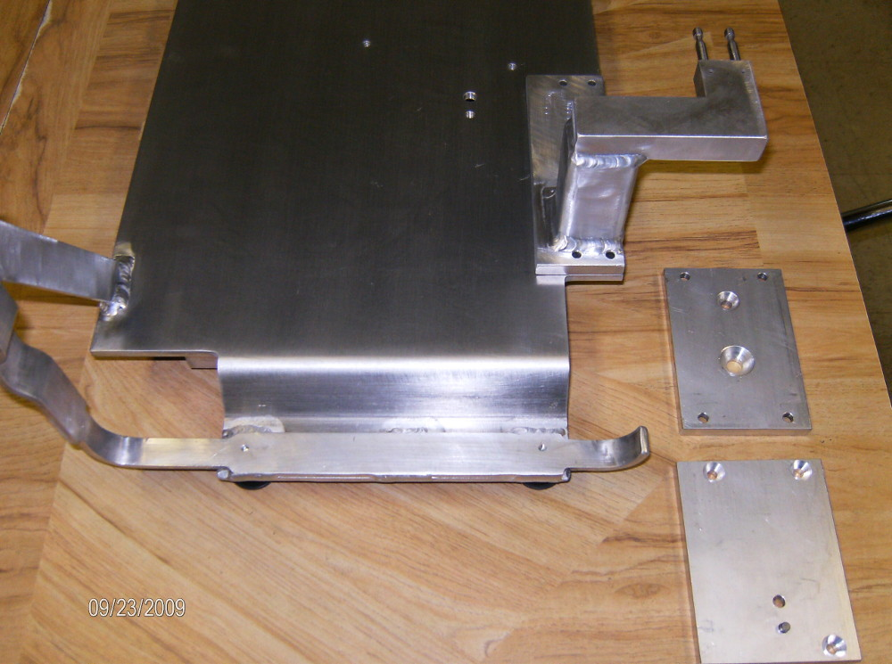 Mounting Components for Photo Radar Equipmen